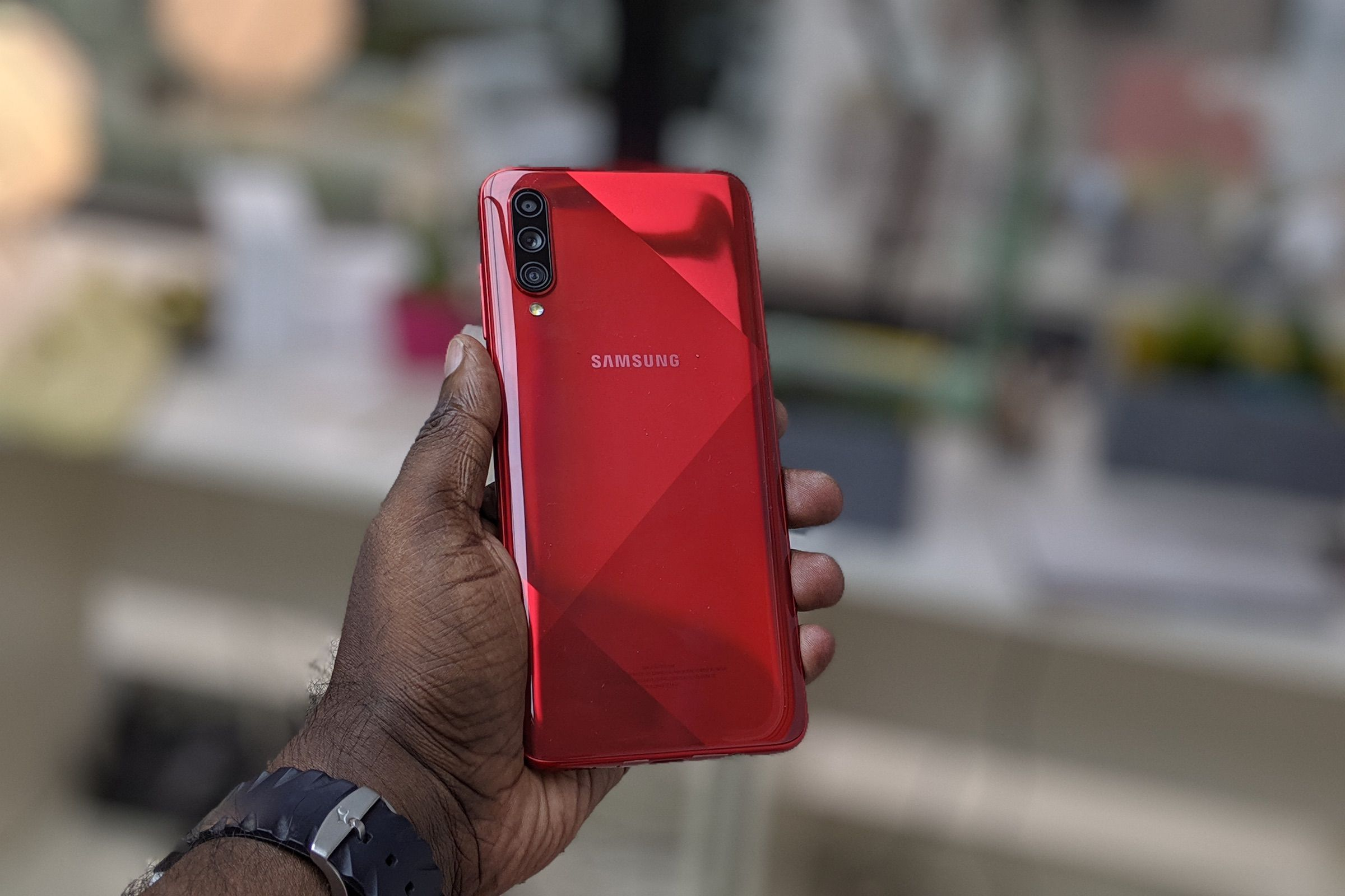 Samsung Galaxy A70s review