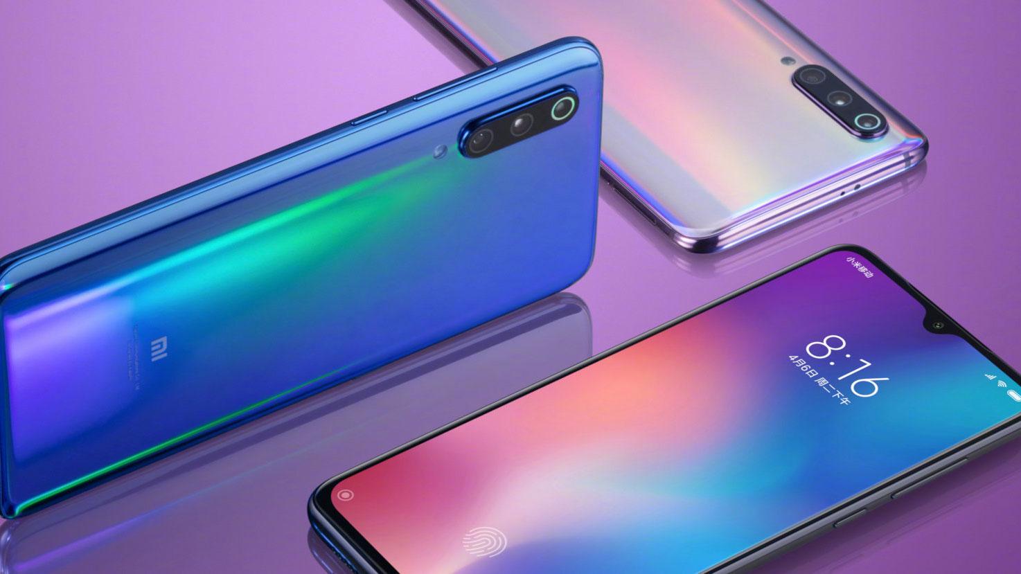 Xiaomi Mi 9 Android 11 update