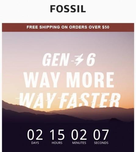Fossil Gen 6