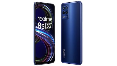 Realme 8s 5G on sale in India