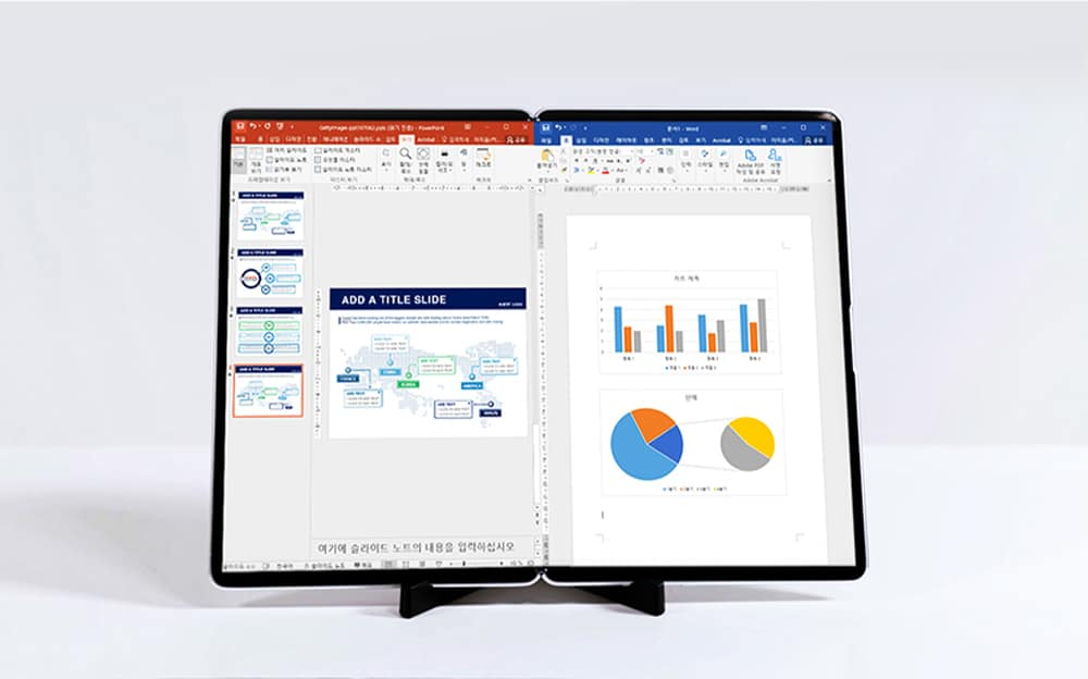 Samsung Galaxy Book Fold 17